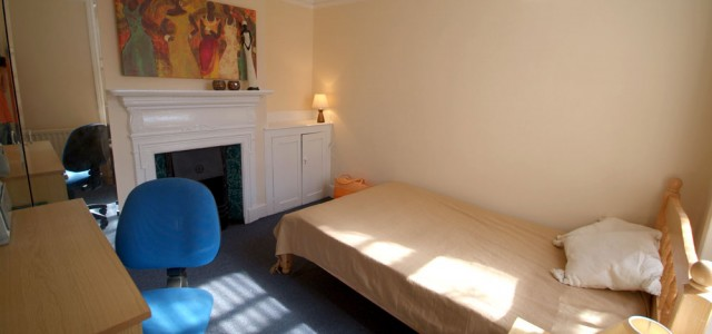 Fully furnished comfortable bedrooms